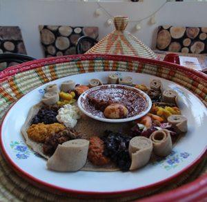 Addis ristorante etiope lugano