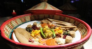 Shiro Vegetariano Misto menu