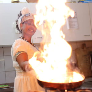 Cucina fuoco